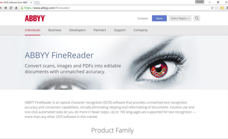 abbyy, finereader, excel, pdf, ocr