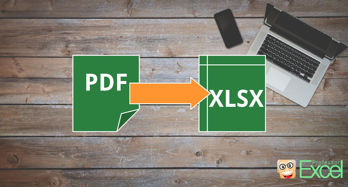 convert, pdf, acrobat, excel, xls, xlsx, table, copy
