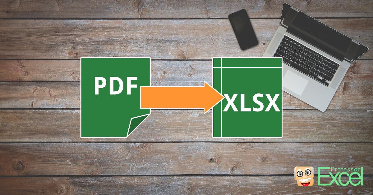 convert, pdf, acrobat, excel, xls, xlsx, table, copy