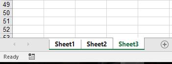 select, worksheets, once, gridlines, excel