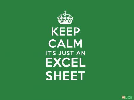 wallpaper, desktop, excel, free, keep, calm, spreadsheet