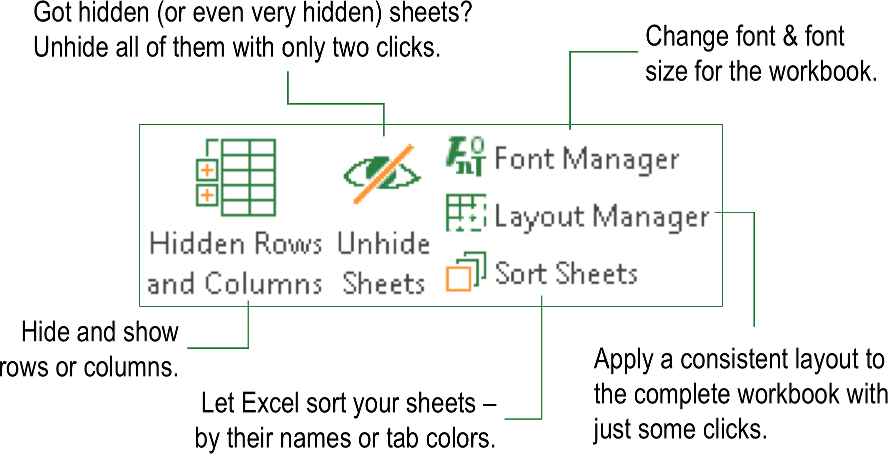 layout, design, workbook, functions, add-in, add-on, excel, professor, excel, features, tools