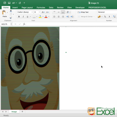 picture, excel, fun, image