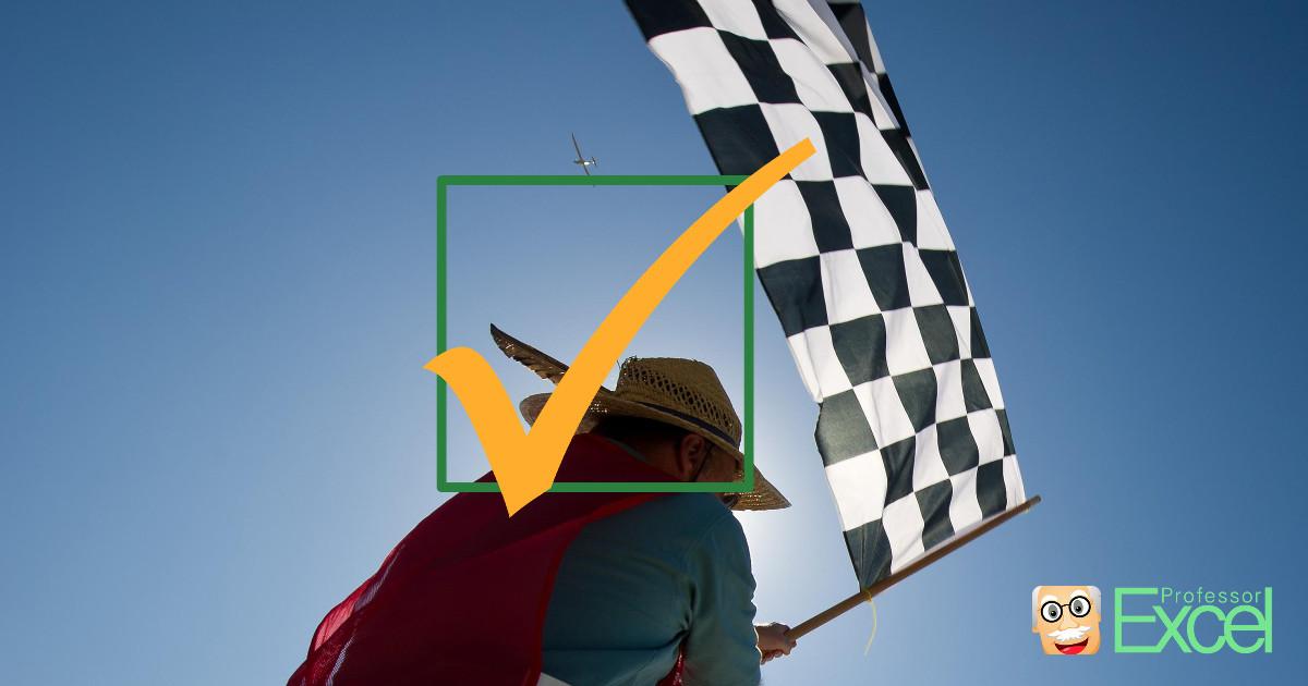 checklist, finalize, excel, worksheets, workbooks
