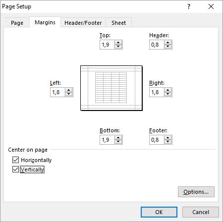 print, center, horizontally, vertically, page