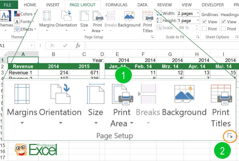 set, print, range, excel, page, layout, printing, print area