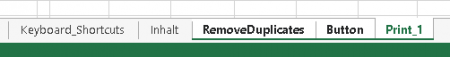 multiple, sheets, several, change, settings, simultaneously, excel