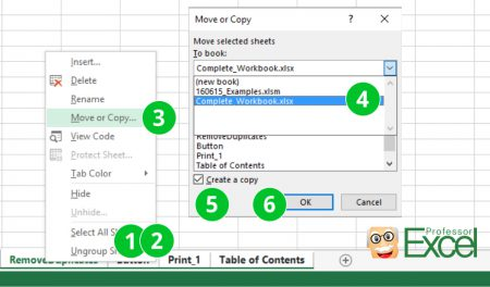 copy, move, worksheet, sheet, excel
