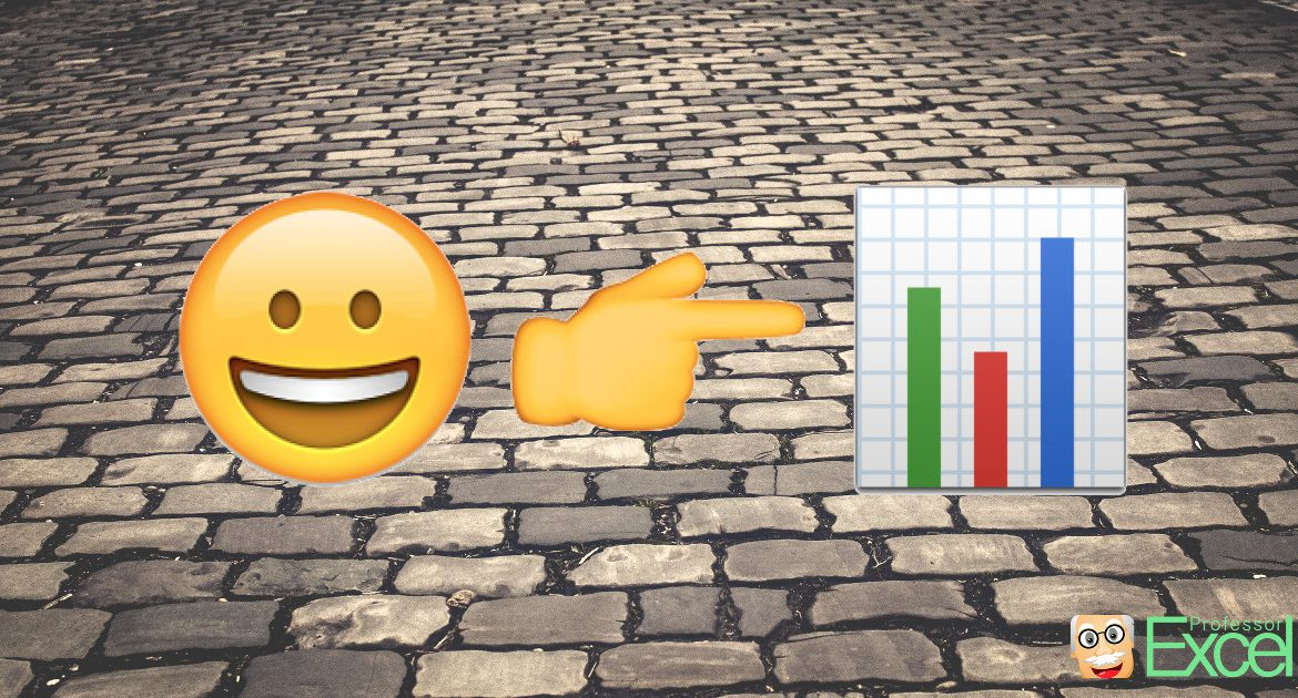 Emojis In Excel How To Insert Emojis Into Excel Cells Charts