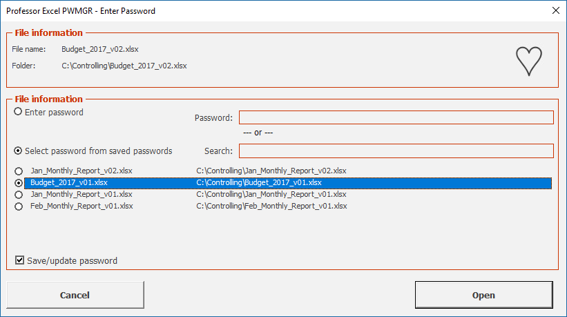 password, manager, screenshots, passwords, pwmgr, excel