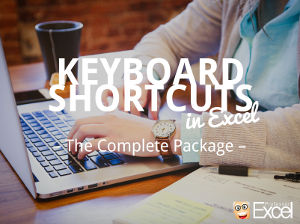 keyboard, shortcuts, excel, package, free, download