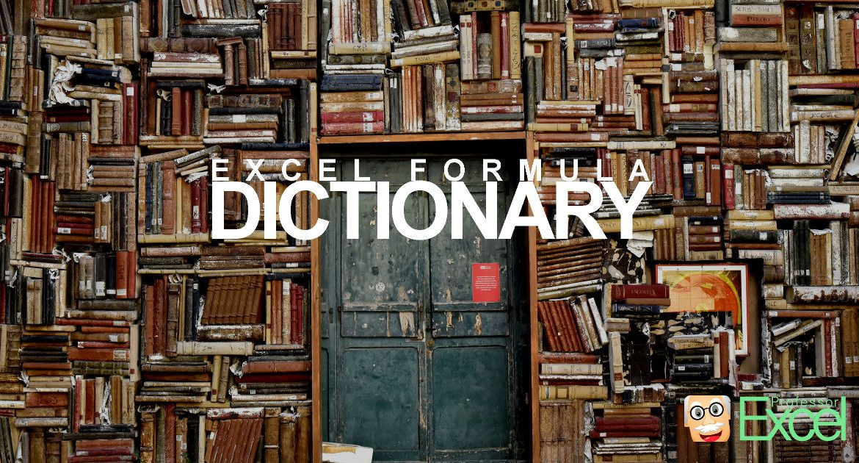 formulas, dictionary, excel, language, languages