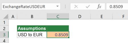 Currency Conversion in Excel: Tutorial + Free Excel Add-In