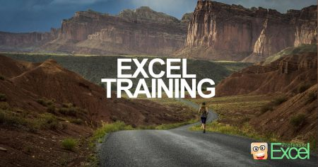 Live Excel trainings are a really good way to improve your Excel skills. You can organize them for your coworkers and yourself.