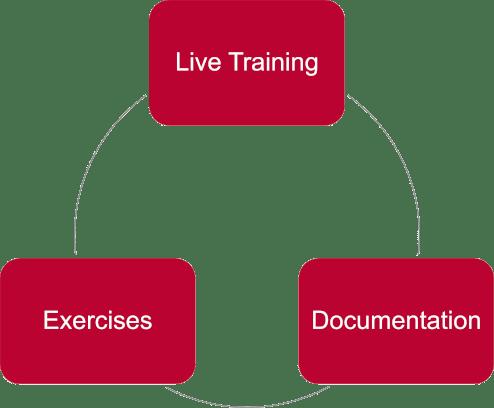 Excel training concept of Professor Excel